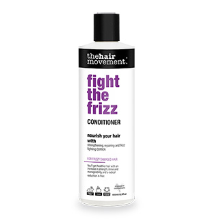 The Hair Movement Fight The Frizz Conditioner 400ml