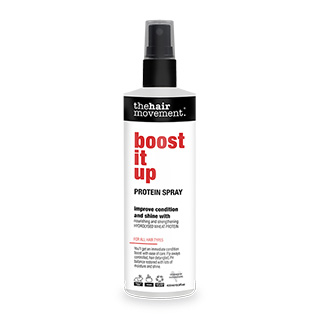 The Hair Movement Boost It Up 400ml Protein Spray
