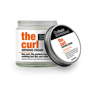 The Hair Movement The Curl 120ml Defining Cream