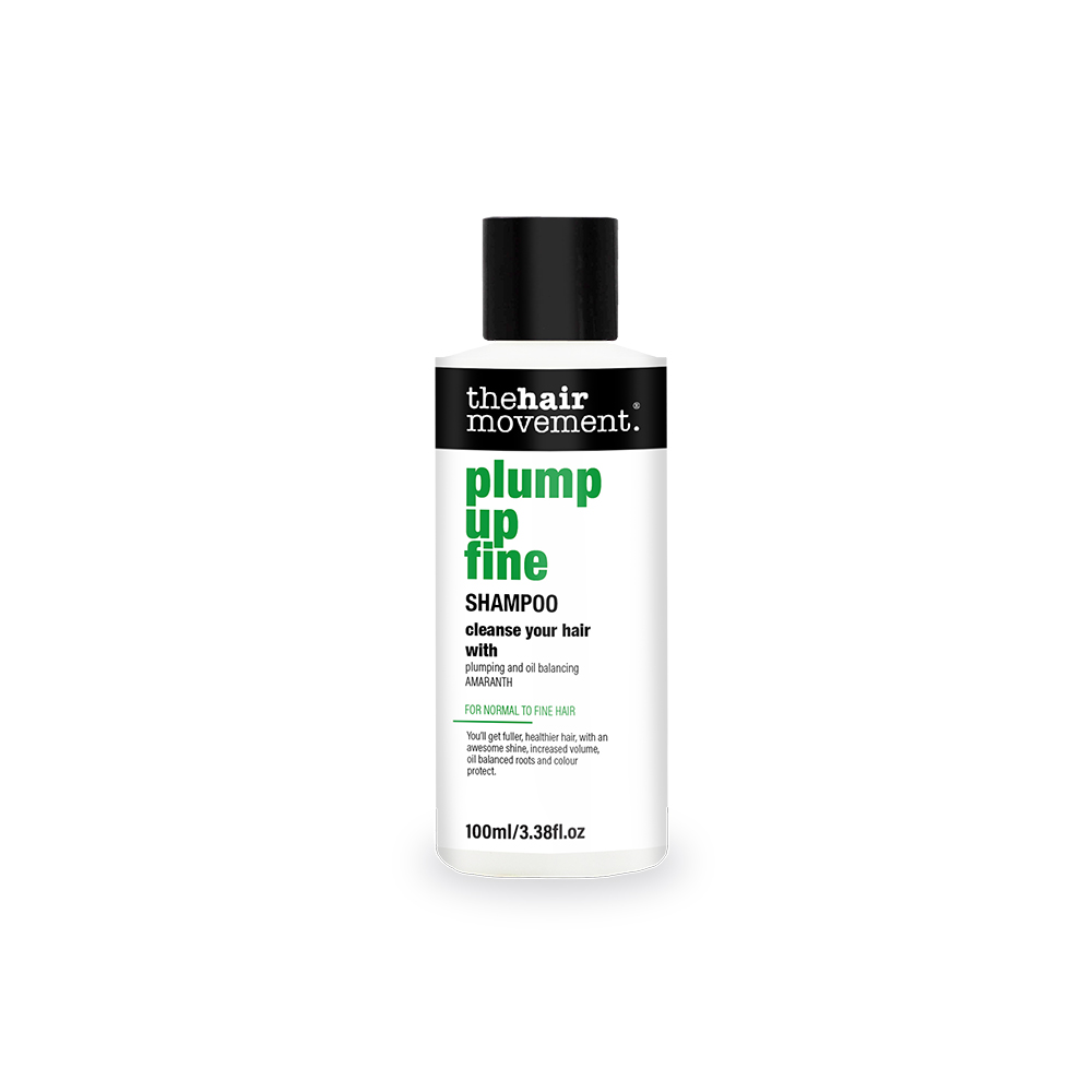 The Hair Movement Plump Up Fine Shampoo 100ml