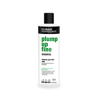 The Hair Movement Plump Up Fine Shampoo 400ml