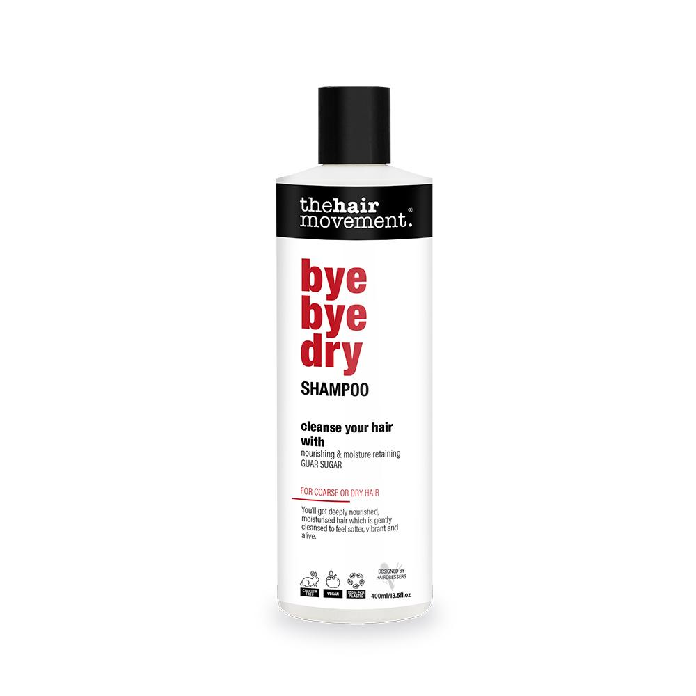 The Hair Movement Bye Bye Dry Shampoo 400ml