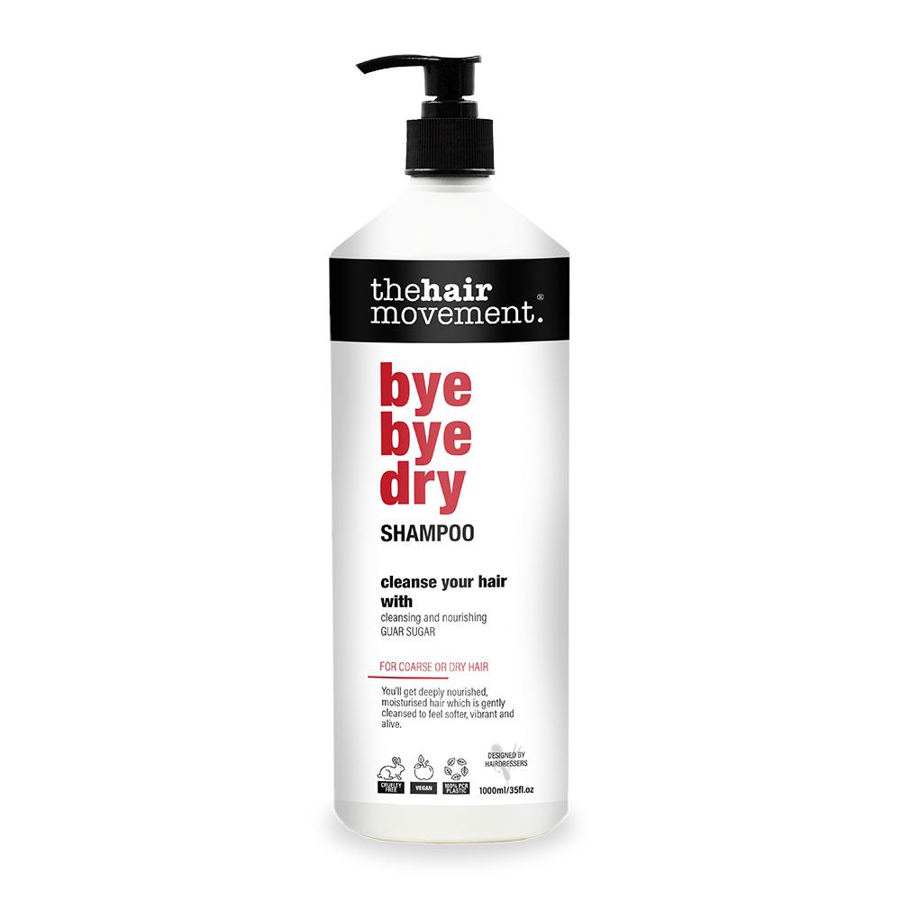 The Hair Movement Bye Bye Dry Shampoo 1 Litre