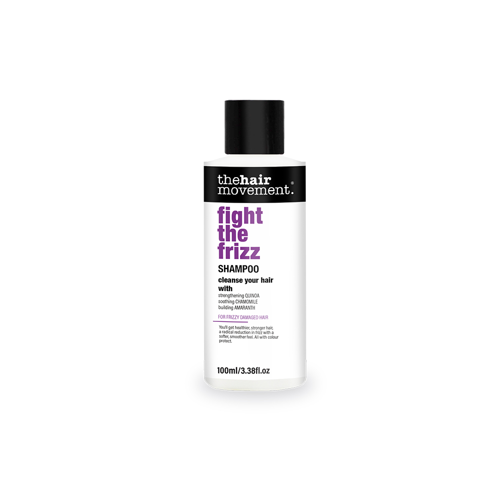 The Hair Movement Fight The Frizz Shampoo 100ml