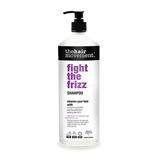 The Hair Movement Fight The Frizz Shampoo 1 Litre