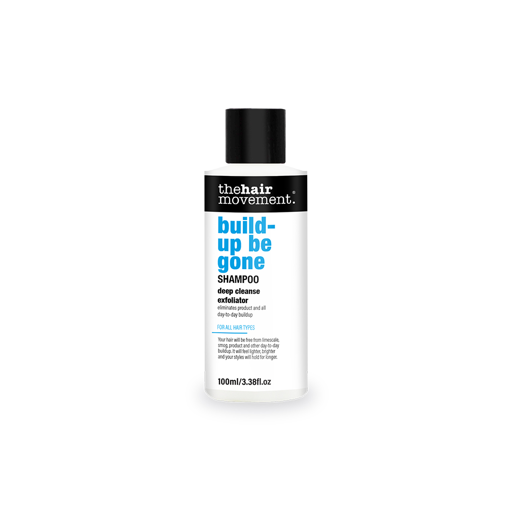 The Hair Movement Build Up Be Gone Shampoo 100ml
