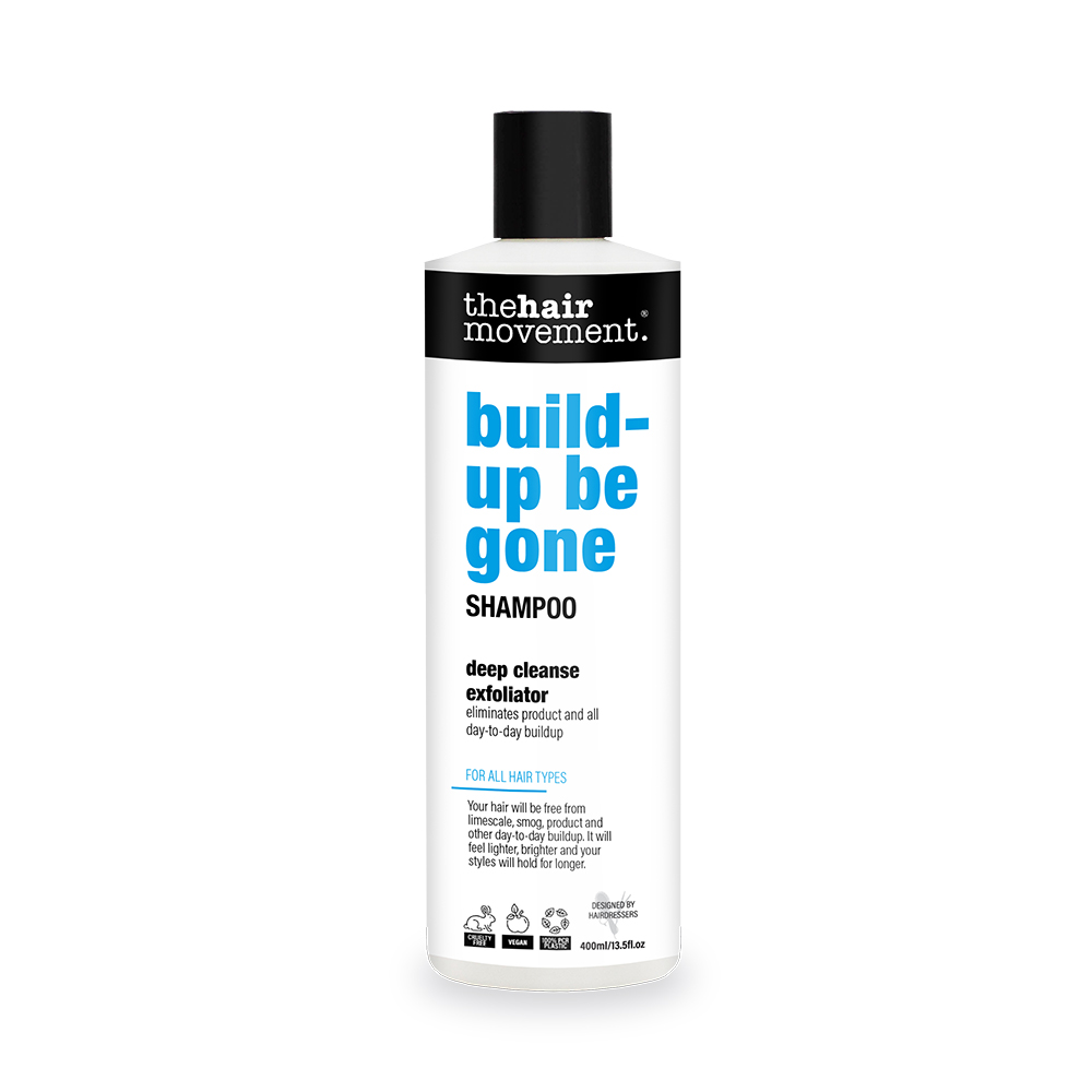The Hair Movement Build Up Be Gone Shampoo 400ml