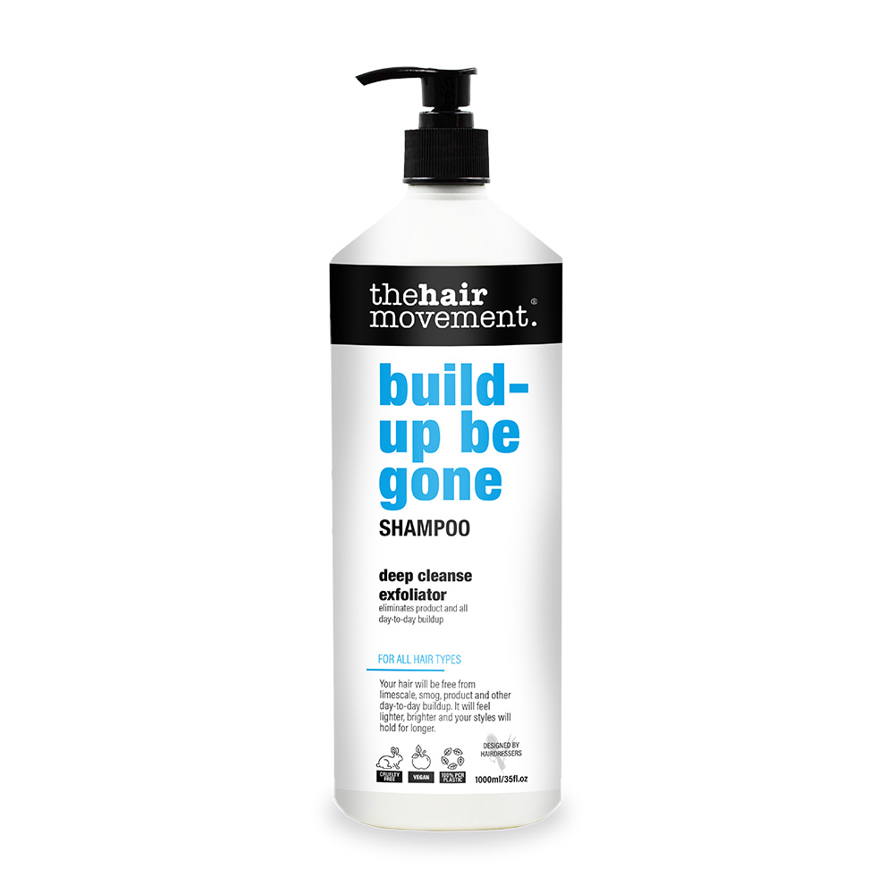 The Hair Movement Build Up Be Gone Shampoo 1 Litre