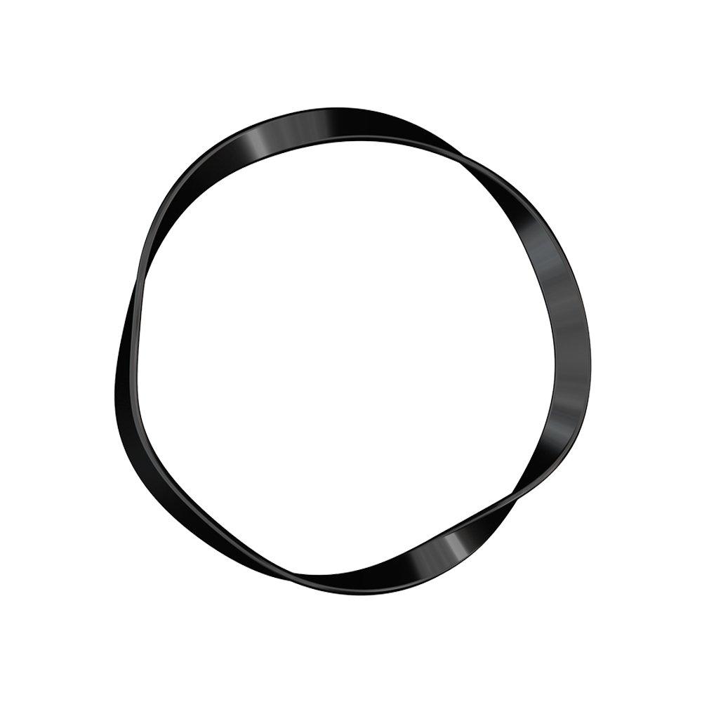 Invisibobble Basic Elastics - True Black