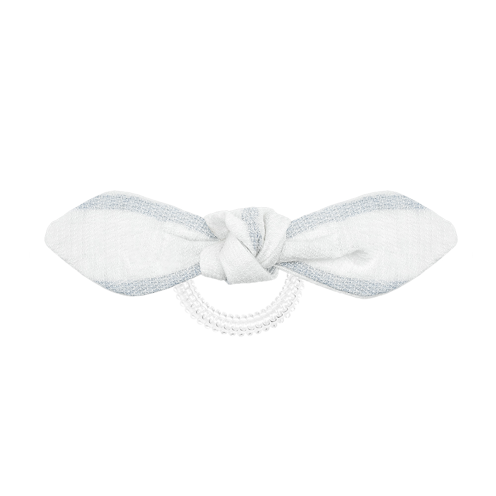 Invisibobble - Nordic Breeze Collection - Bowtique Duo - Summer Lemming Go