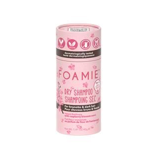 Foamie Dry Shampoo - For Brunette and Dark Hair