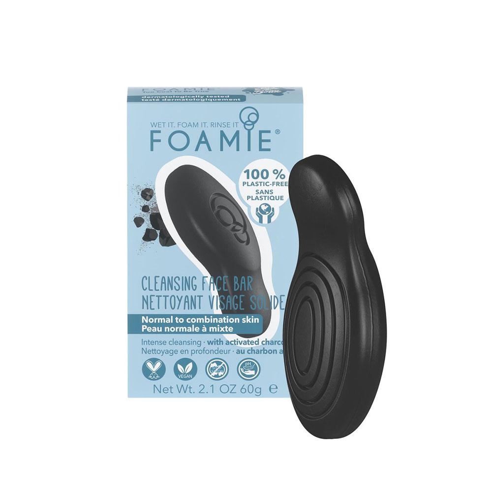Foamie Charcoal Face Bar