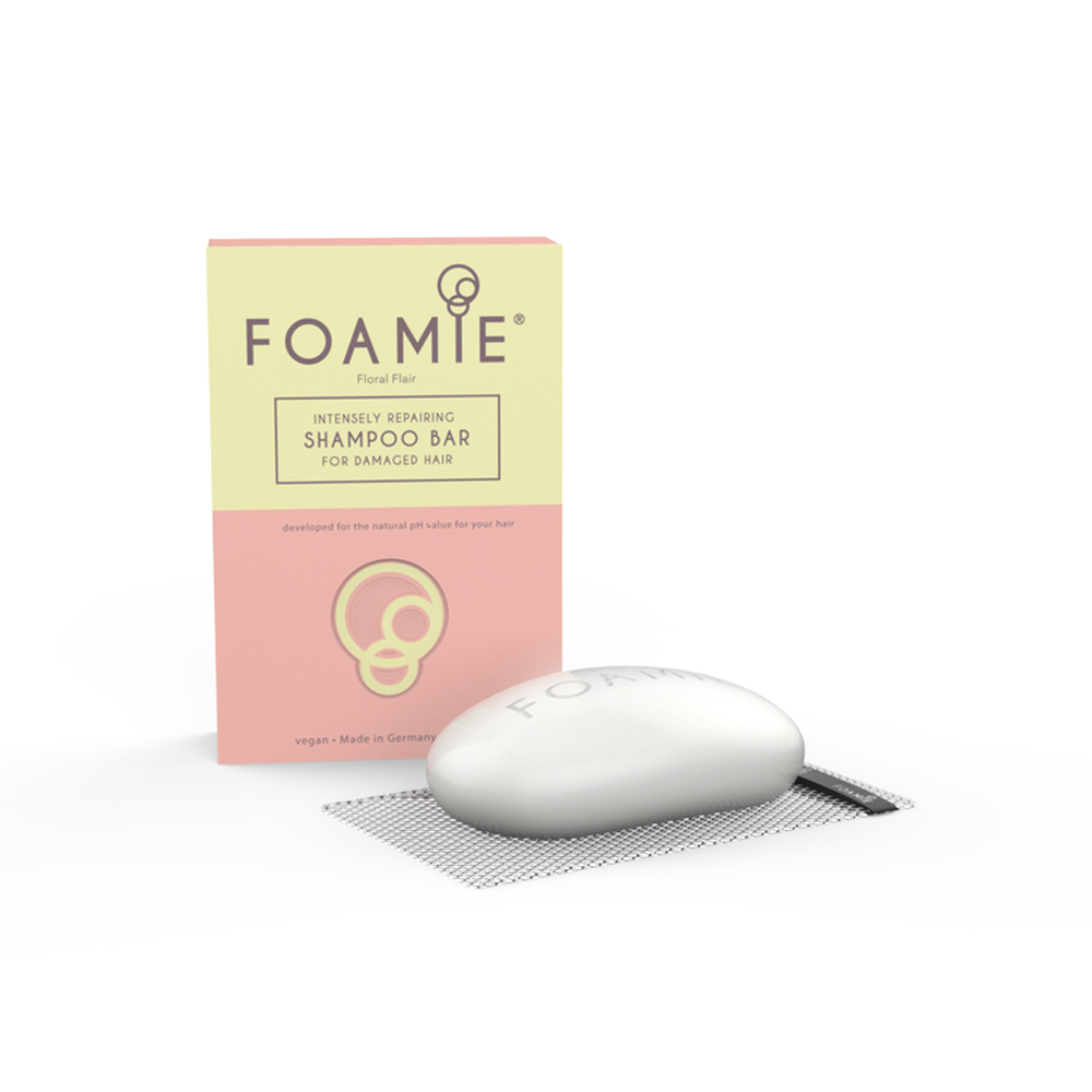 Foamie Floral Flair Shampoo Bar