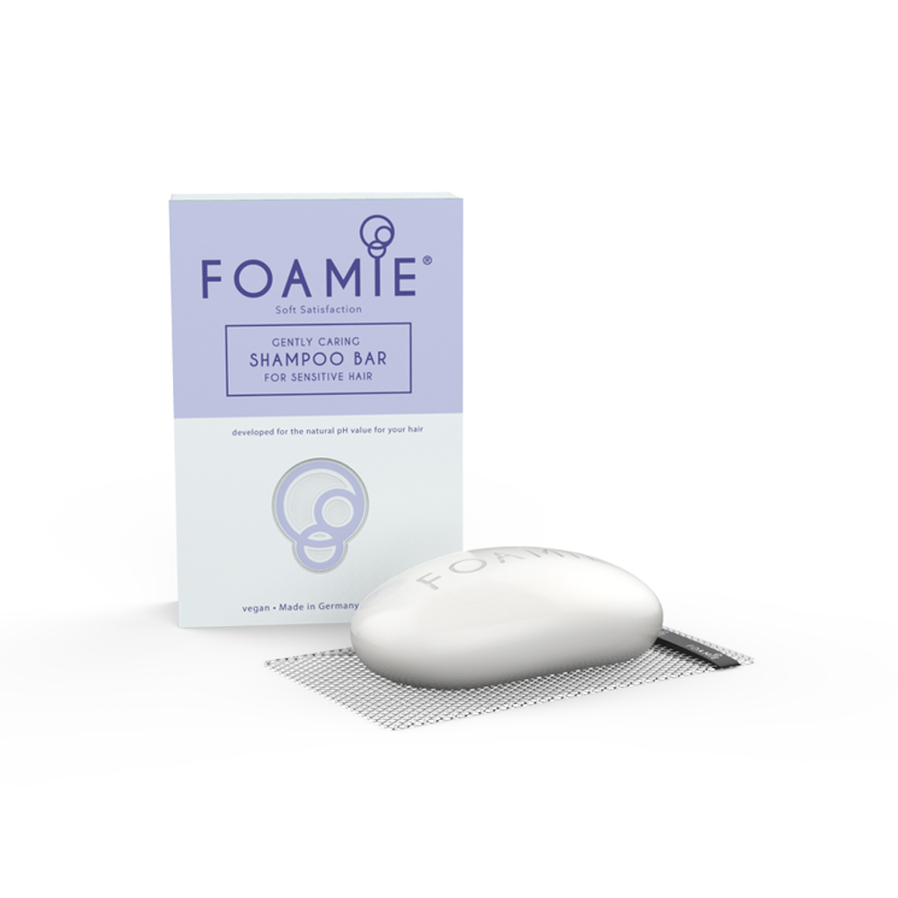 Foamie Soft Satisfaction Shampoo Bar