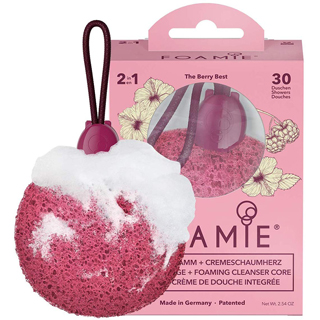 Foamie The Berry Burst Shower Sponge