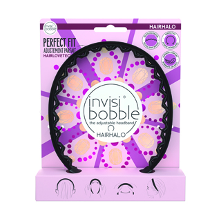 Invisibobble British Royal Collection - Hair Halo - Crown and Glory (Thick)