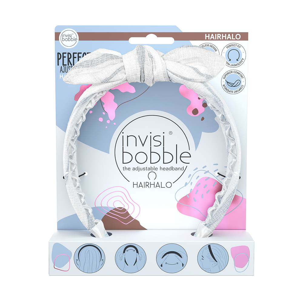 Invisibobble Nordic Breeze Collection - Hair Halo - Midsommar Love