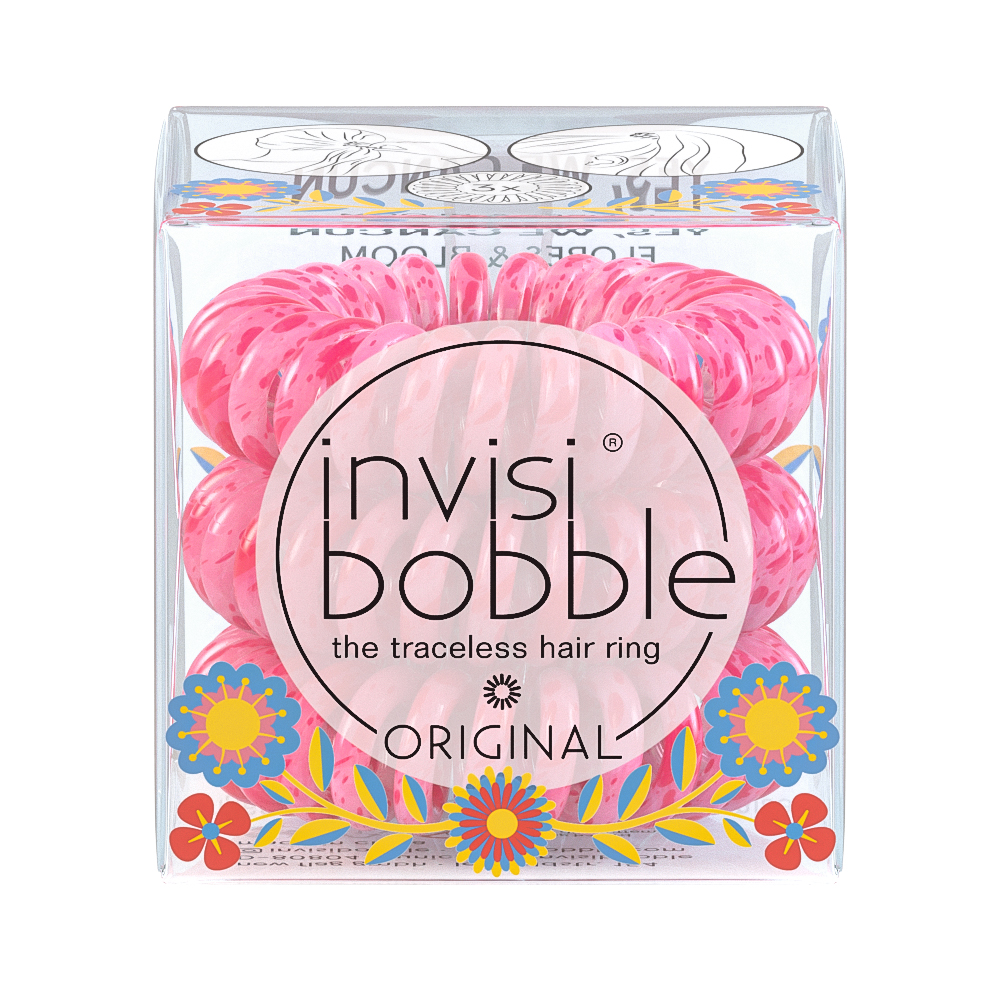 Invisibobble Original - Flores and Bloom - Yes We Can Cun