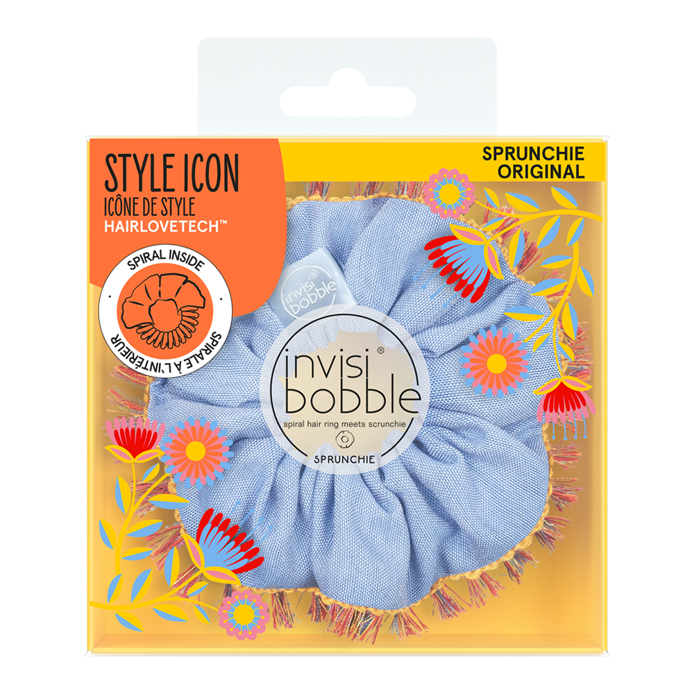 Invisibobble Sprunchie - Flores and Bloom - Hola Lola