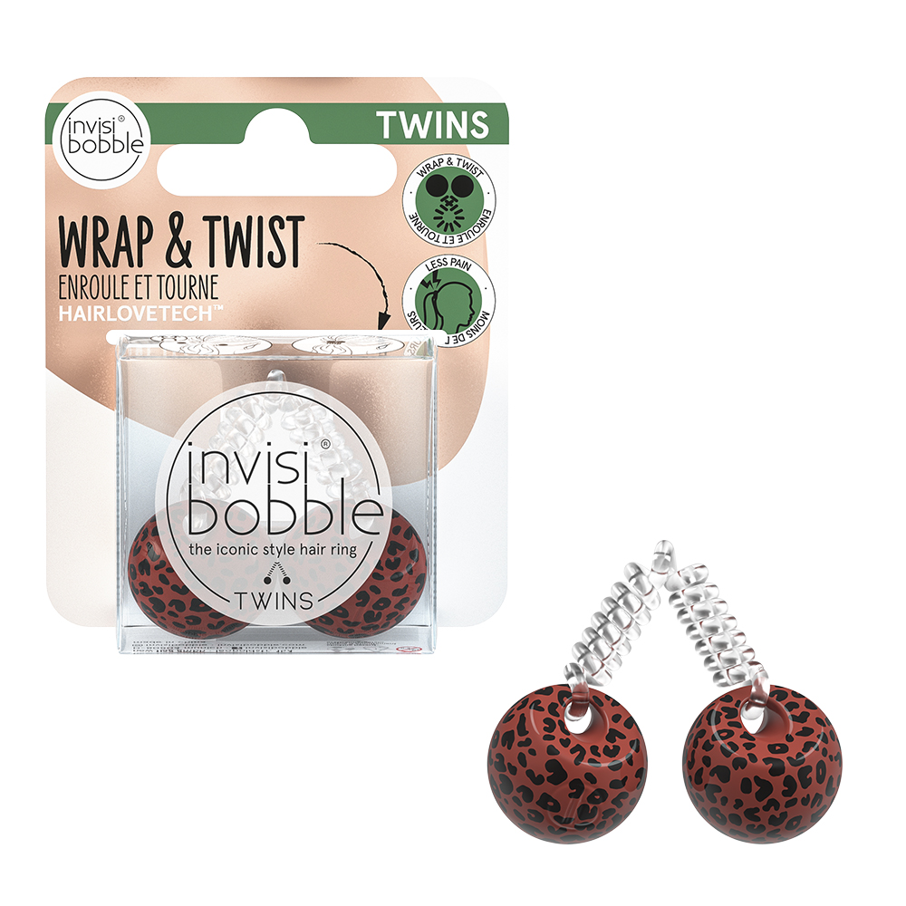Invisibobble Twins - Purrfection