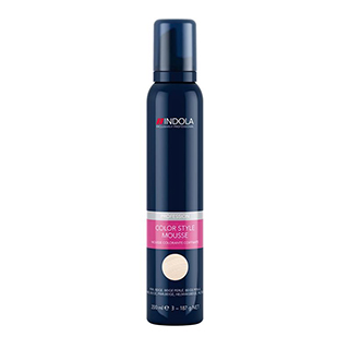 Indola Colour Mousse Pearl Beige 200ml