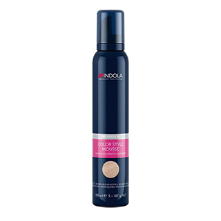 Indola Colour Mousse Medium Blonde 200ml