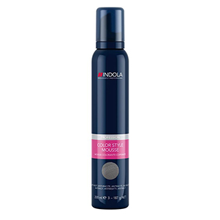 Indola Colour Mousse Anthracite 200ml