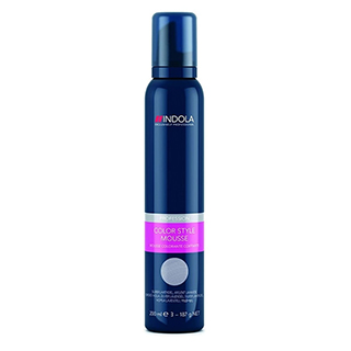 Indola Colour Mousse Silver Lavender 200ml