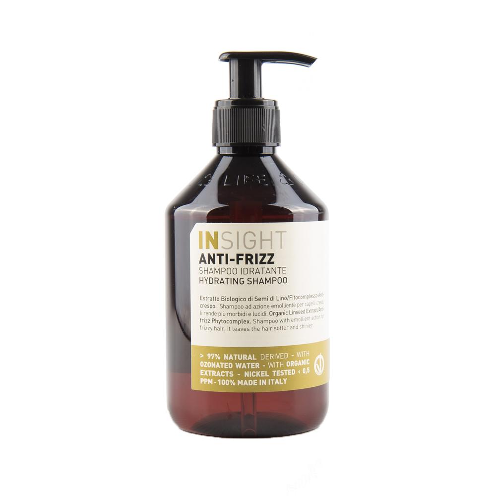 Insight Anti Frizz - Hydrating Shampoo 400ml