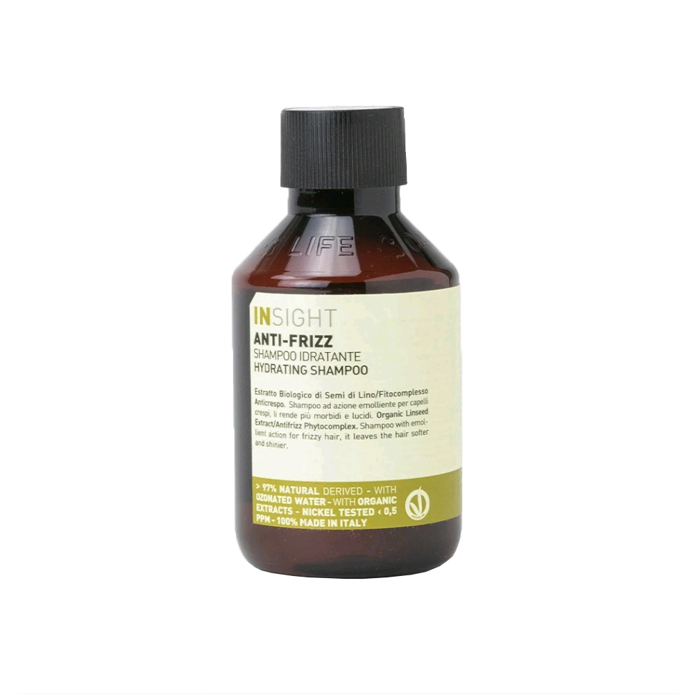 Insight Anti Frizz - Hydrating Shampoo 100ml