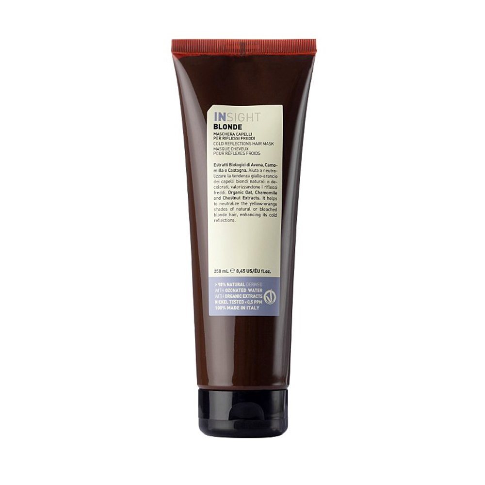 Insight Blonde - Cold Reflections Mask 250ml