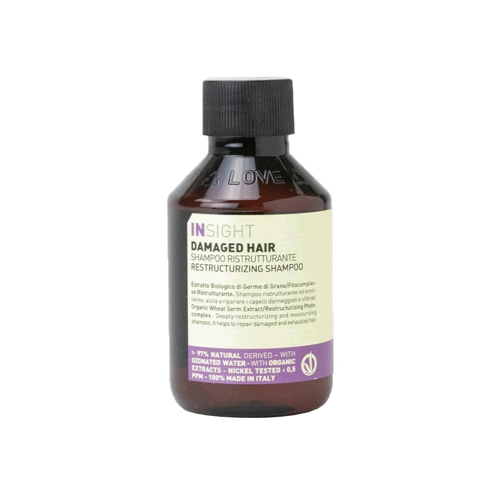 Insight Damaged Hair - Restructurizing Shampoo 100ml