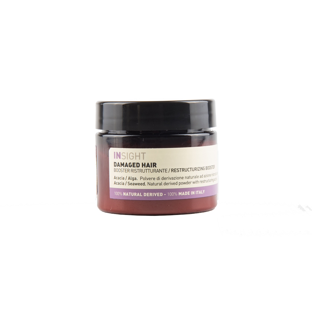 Insight Damaged hair - Restructurizing Booster Powder 35gr