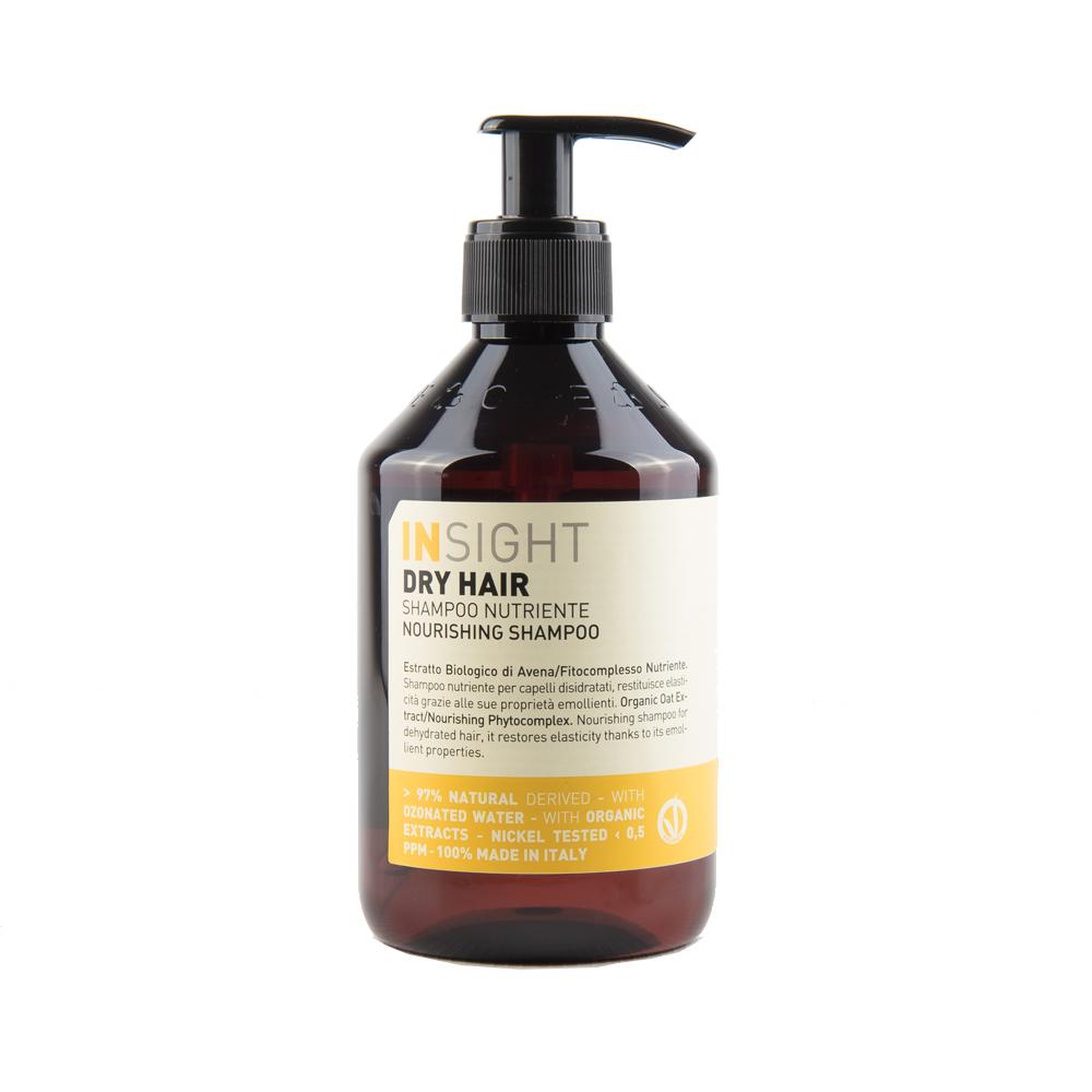 Insight Dry Hair - Nourishing Shampoo 400ml