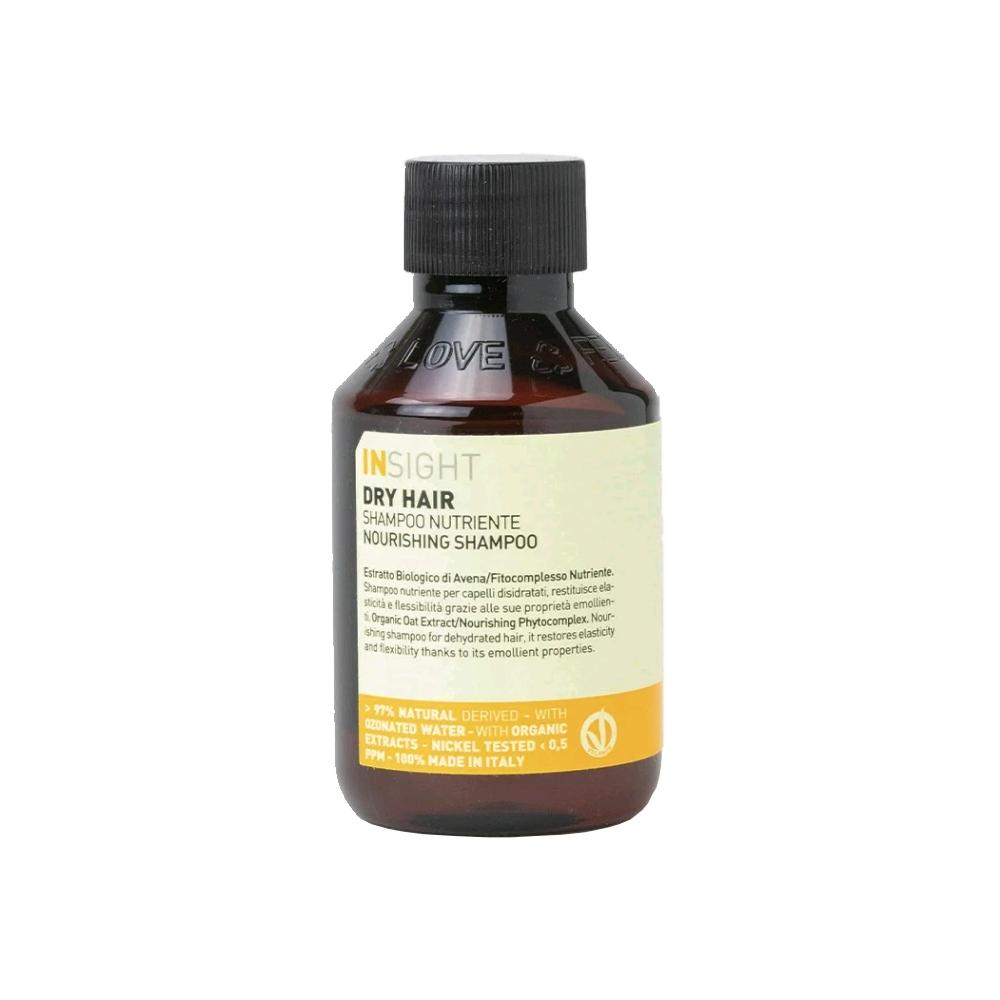 Insight Dry Hair - Nourishing Shampoo 100ml