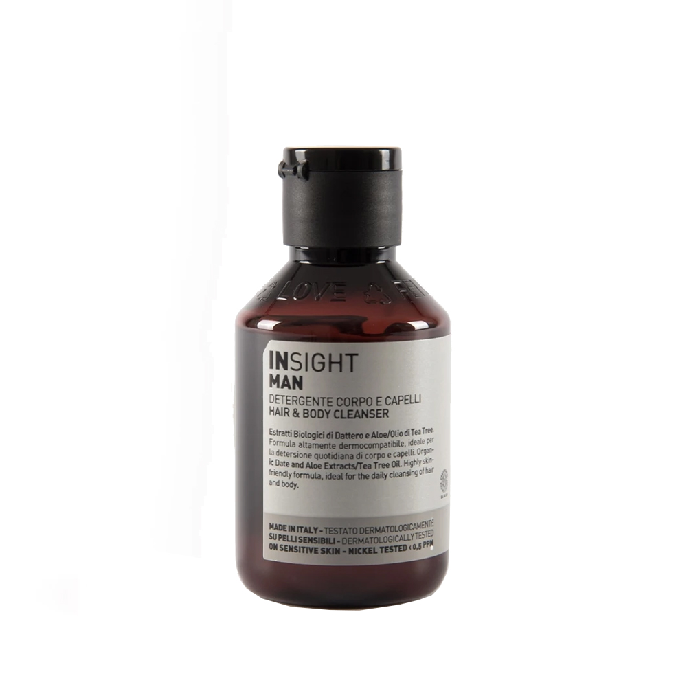 Insight Man - Hair and Body Cleanser 100ml