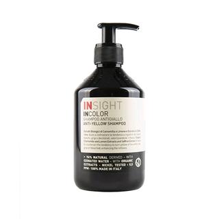 Insight Incolour - Anti Yellow Shampoo 400ml