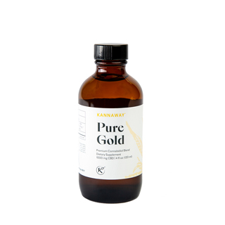 Kannaway Pure Gold CBD Oil 120ml