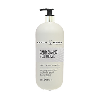 Leyton House Couture Care Clarity Shampoo 1 Litre