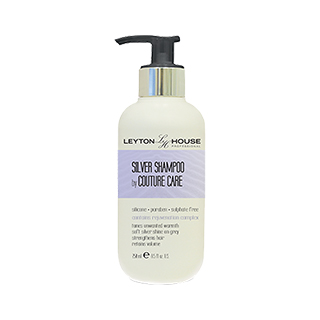 Leyton House Couture Care Silver Shampoo 250ml