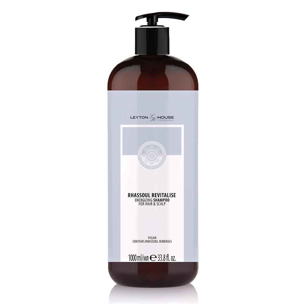 New Leyton House Rhassoul Revitalise Shampoo 1000ml