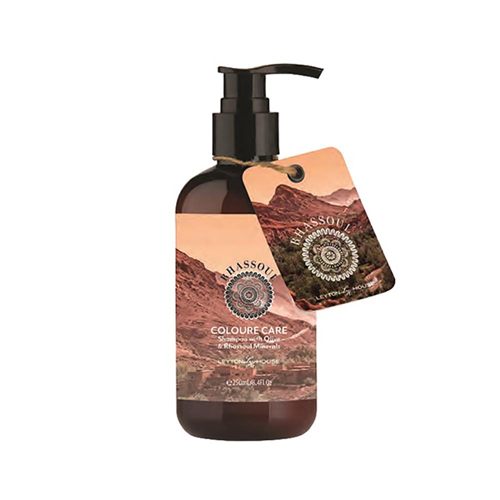 Leyton House Rhassoul Colour Care Shampoo 250ml
