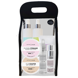 Leyton House Styling - Mini Kit - Contains 1 of Each Styling Product