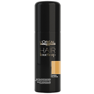 L'Oreal Hair Touch Up Spray Warm Blonde 75ml
