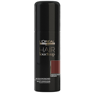 L'Oreal Hair Touch Up Spray Mahogany Brown 75ml