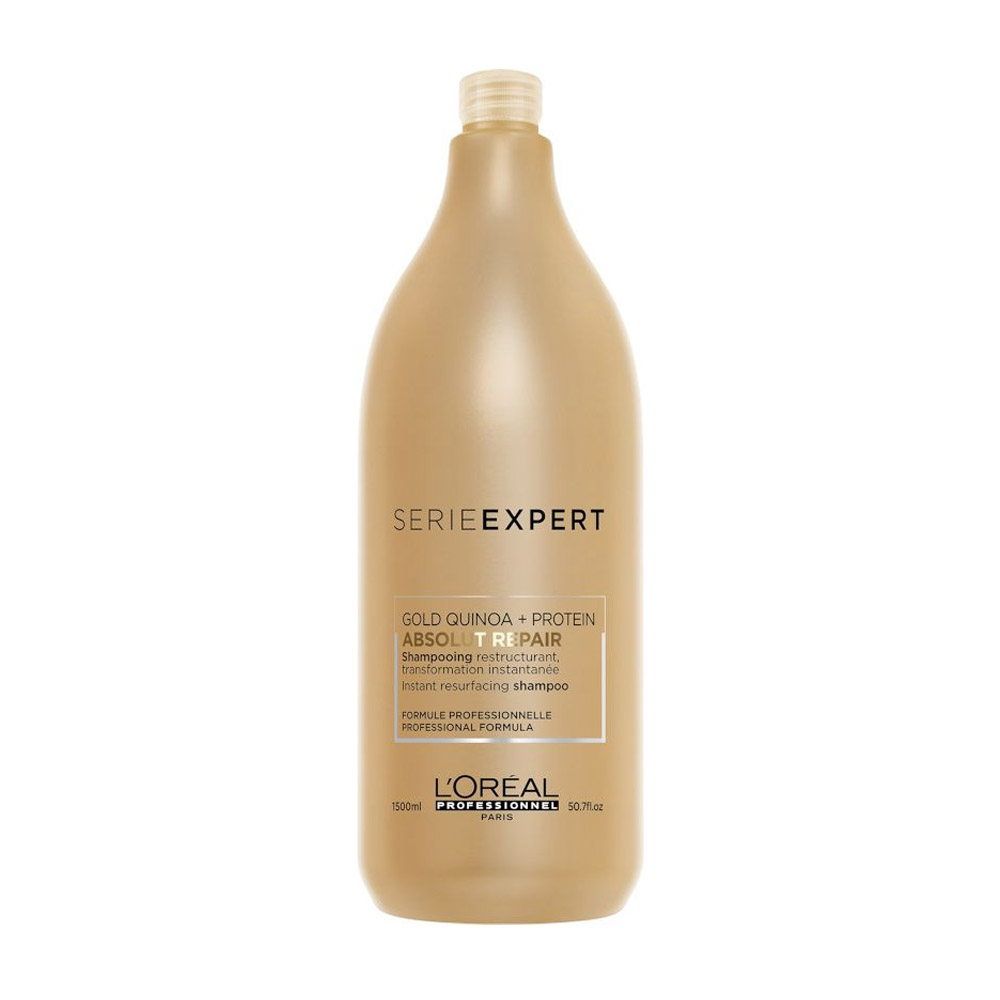 Loreal Serie Expert Absolut Repair Shampoo 1.5Ltr