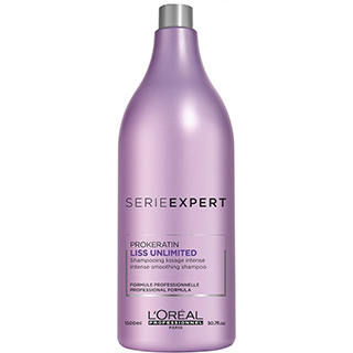 Loreal Serie Expert Liss Unlimited Shampoo 1.5ltr