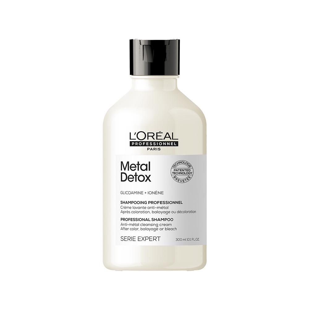 Loreal Serie Expert Metal Detox Shampoo 300ml