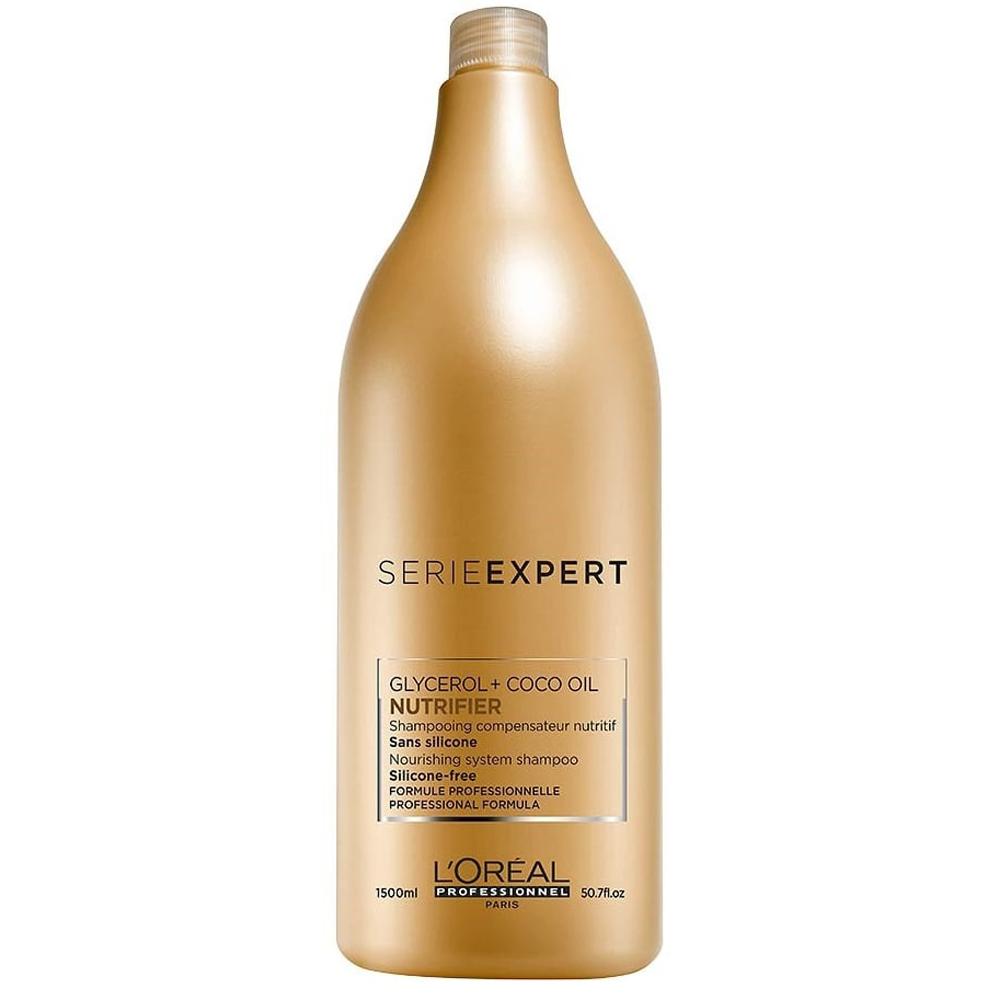 Loreal Serie Expert Nutrifier Shampoo 1.5 Litre