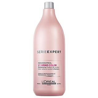 L'Oreal Serie Expert Resveratrol Vitamino Colour Shampoo 1500ml